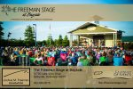 The Freeman Stage at Bayside & The Joshua M Freeman Foundation