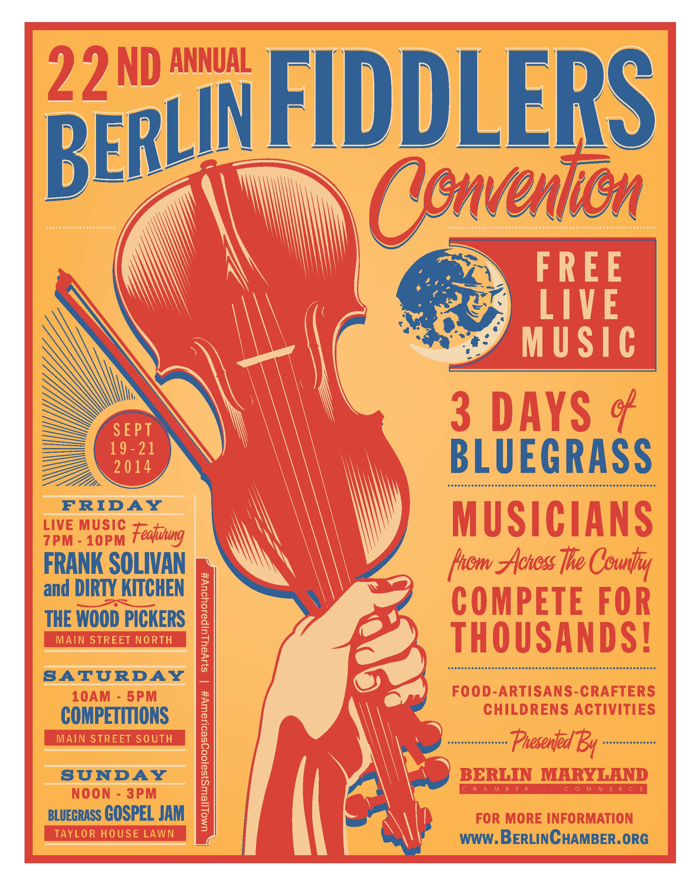 2014 Fiddler's Convention