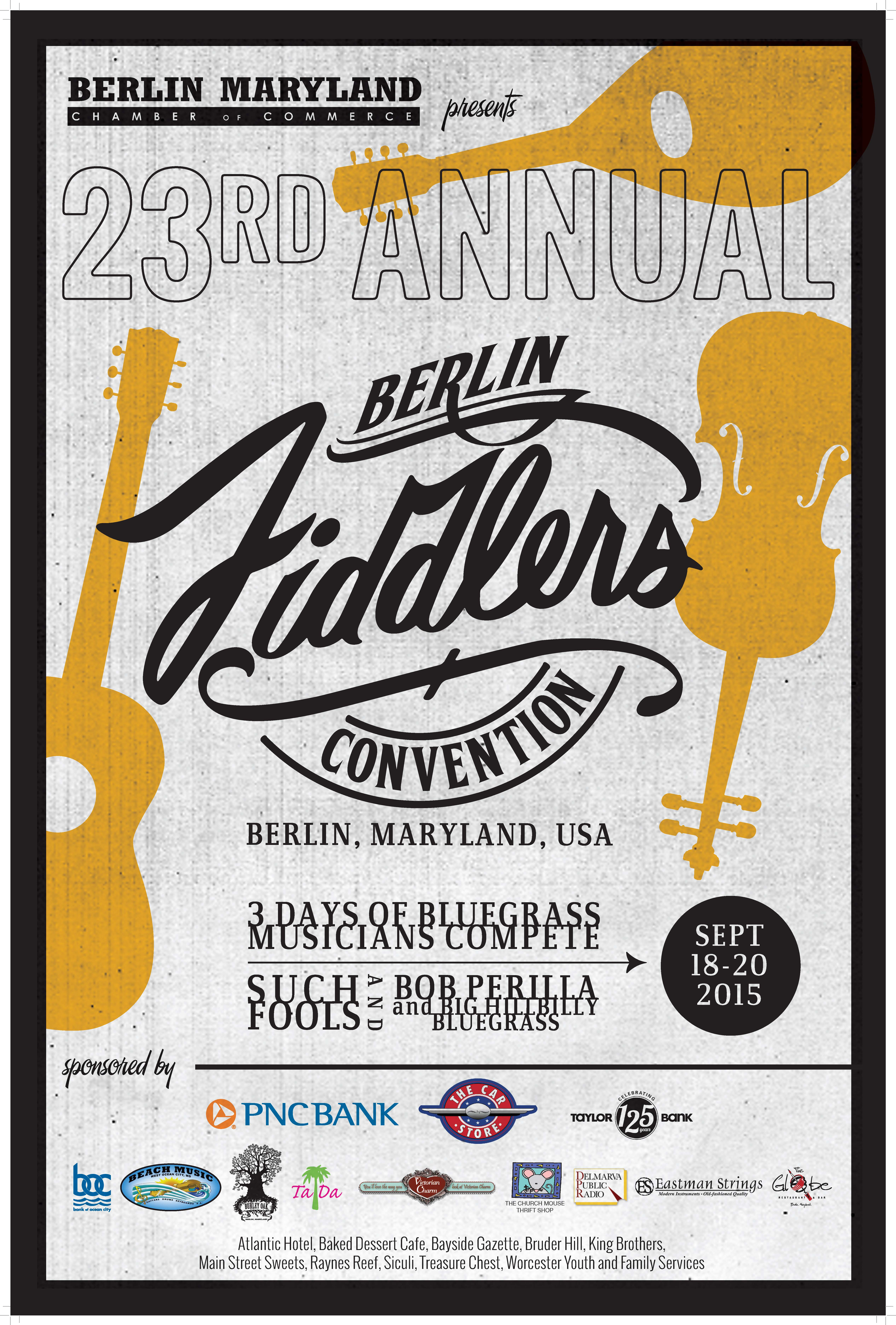 Berlin Fiddlers Convention 2015