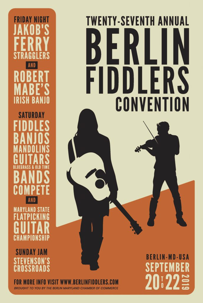 Fiddler's Convention | Historic Berlin, Maryland Chamber of